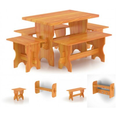 Бондарные изделия и мебель для бани и сауны
