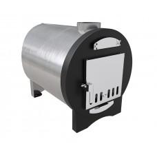 Печь наружная мощностью 45 кВт
